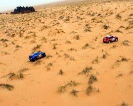 Ver foto 4 de Volkswagen Touareg Dakar 2004