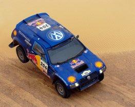 Fotos de Volkswagen Touareg Dakar 2004