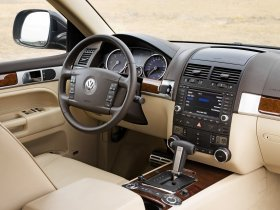 Ver foto 6 de Volkswagen Touareg Facelift 2006