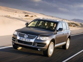 Ver foto 4 de Volkswagen Touareg Facelift 2006