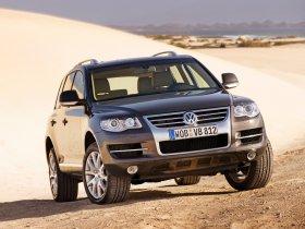 Ver foto 2 de Volkswagen Touareg Facelift 2006
