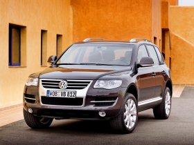 Fotos de Volkswagen Touareg Facelift 2006