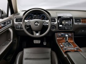 Ver foto 10 de Volkswagen Touareg Hybrid 2010