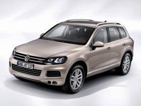 Fotos de Volkswagen Touareg Hybrid 2010