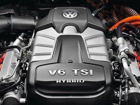 Ver foto 7 de Volkswagen Touareg Hybrid 2010