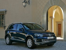 Ver foto 6 de Volkswagen Touareg Hybrid 2010