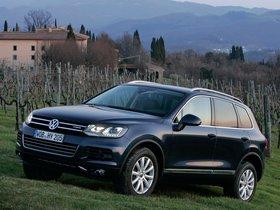 Ver foto 2 de Volkswagen Touareg Hybrid 2010