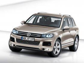 Ver foto 8 de Volkswagen Touareg Hybrid 2010