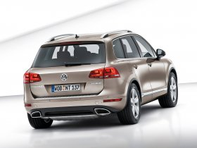 Ver foto 4 de Volkswagen Touareg Hybrid 2010