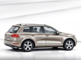 Ver foto 3 de Volkswagen Touareg Hybrid 2010