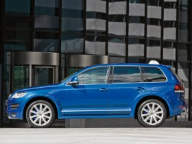 Ver foto 2 de Volkswagen Touareg R50 2008