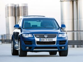 Fotos de Volkswagen Touareg R50 2008