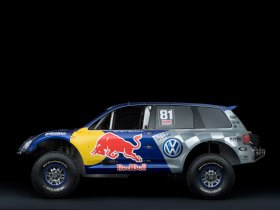 Ver foto 3 de Volkswagen Touareg TDI Trophy Truck 2008