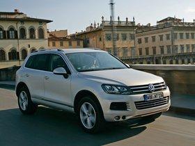 Ver foto 2 de Volkswagen Touareg V6 FSI 2010