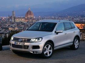 Fotos de Volkswagen Touareg V6 FSI 2010