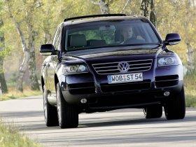 Ver foto 18 de Volkswagen Touareg V6 TDI 2006