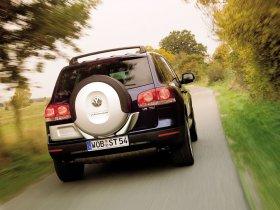 Ver foto 17 de Volkswagen Touareg V6 TDI 2006