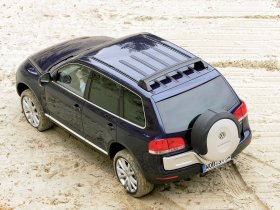 Ver foto 14 de Volkswagen Touareg V6 TDI 2006