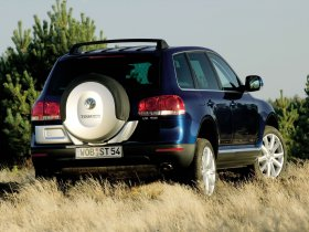 Ver foto 12 de Volkswagen Touareg V6 TDI 2006