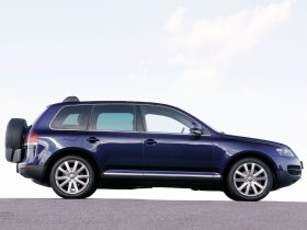 Ver foto 10 de Volkswagen Touareg V6 TDI 2006