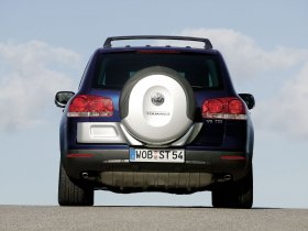 Ver foto 9 de Volkswagen Touareg V6 TDI 2006