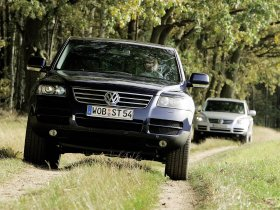 Ver foto 7 de Volkswagen Touareg V6 TDI 2006