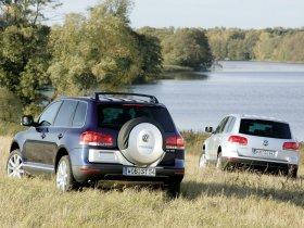 Ver foto 3 de Volkswagen Touareg V6 TDI 2006
