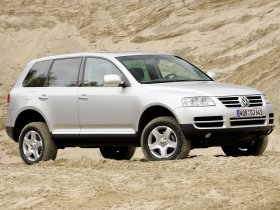 Ver foto 28 de Volkswagen Touareg V6 TDI 2006
