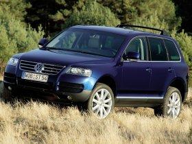 Fotos de Volkswagen Touareg V6 TDI 2006