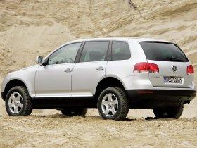 Ver foto 27 de Volkswagen Touareg V6 TDI 2006