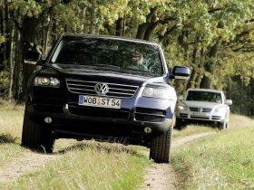 Ver foto 26 de Volkswagen Touareg V6 TDI 2006