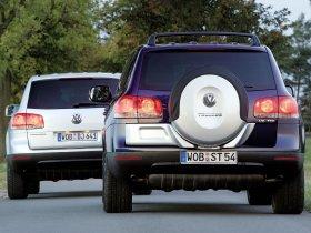Ver foto 25 de Volkswagen Touareg V6 TDI 2006