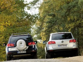 Ver foto 24 de Volkswagen Touareg V6 TDI 2006