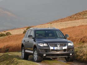 Ver foto 5 de Volkswagen Touareg V6 TDI 2007