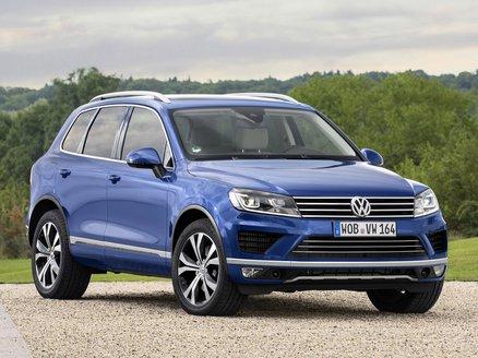 Volkswagen Touareg 3.0tdi V6 Bmt Pure 204 Tiptronic