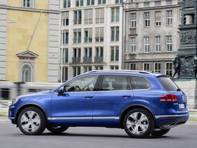 Ver foto 13 de Volkswagen Touareg V6 TDI 2014