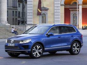 Ver foto 11 de Volkswagen Touareg V6 TDI 2014