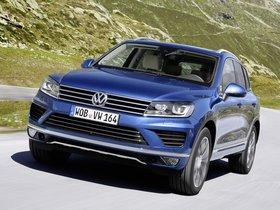 Ver foto 9 de Volkswagen Touareg V6 TDI 2014