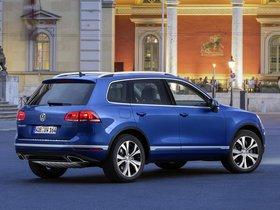 Ver foto 14 de Volkswagen Touareg V6 TDI 2014