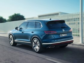 Ver foto 2 de Volkswagen Touareg V6 TDI 2018