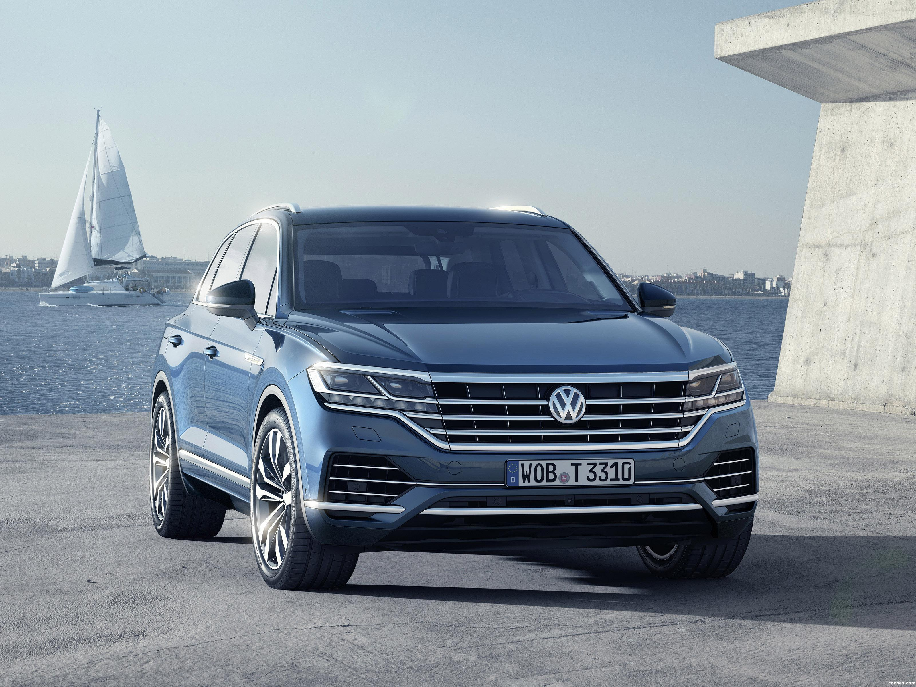 Foto 0 de Volkswagen Touareg V6 TDI 2018