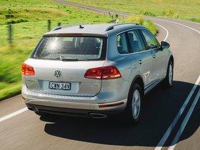 Ver foto 9 de Volkswagen Touareg V6 TDI Australia  2015