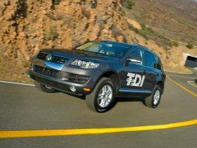 Ver foto 8 de Volkswagen Touareg V6 TDI Clean Diesel 2008