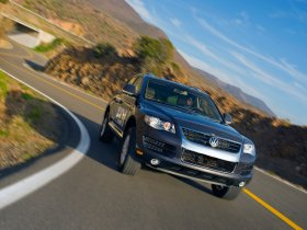 Ver foto 7 de Volkswagen Touareg V6 TDI Clean Diesel 2008