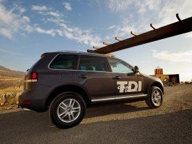 Ver foto 6 de Volkswagen Touareg V6 TDI Clean Diesel 2008