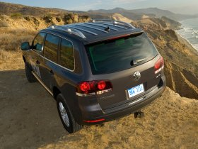 Ver foto 4 de Volkswagen Touareg V6 TDI Clean Diesel 2008