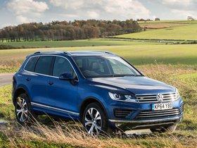 Ver foto 20 de Volkswagen Touareg V6 TDI R Line UK 2014