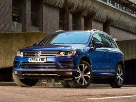 Ver foto 18 de Volkswagen Touareg V6 TDI R Line UK 2014