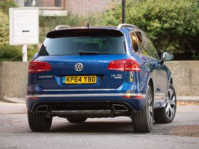 Ver foto 11 de Volkswagen Touareg V6 TDI R Line UK 2014