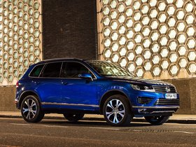 Ver foto 10 de Volkswagen Touareg V6 TDI R Line UK 2014